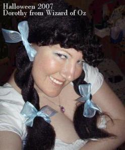 DorothyHalloween