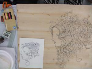 BloomingBeautySketches