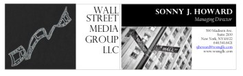 wallstreetbusinesscardsign3