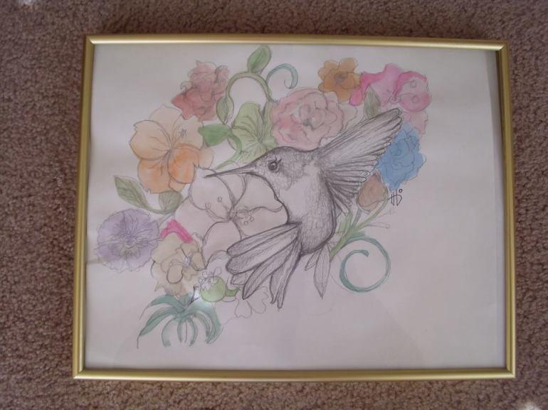 HummingFlowers