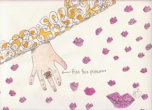 princesskisser