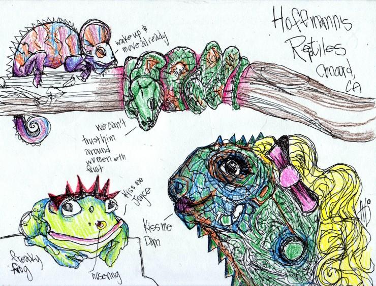 reptilescute