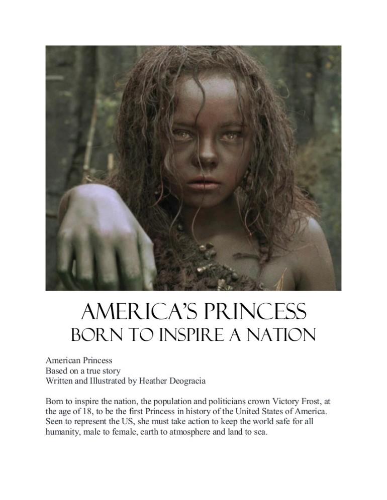 americas princess summary