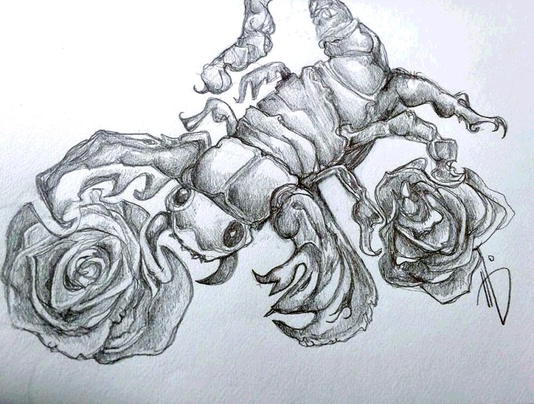Newrose scorpio