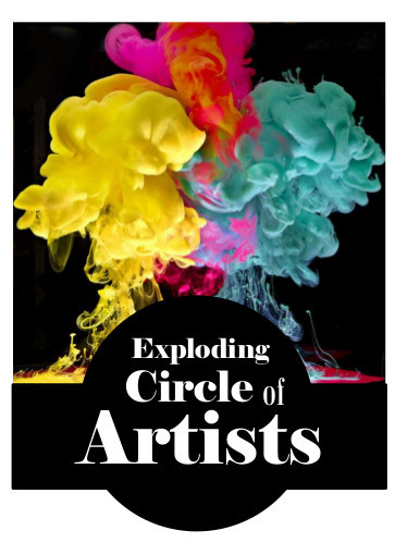 ExplodingCircleforArtists